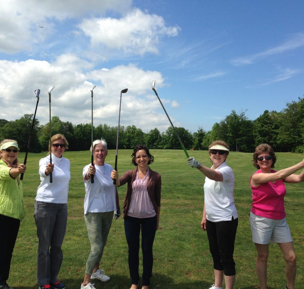 ENJOY Learning to Play Golf